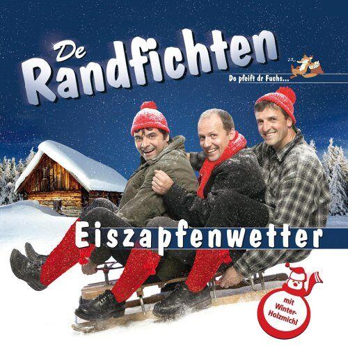 de Randfichten - Eiszapfenwetter - Preis vom 31.07.2021 04:48:47 h