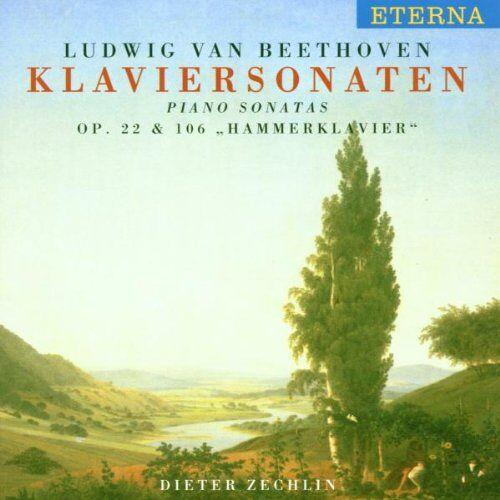 Dieter Zechlin - Klaviersonaten Op. 22 / Op. 106 - Preis vom 19.06.2021 04:48:54 h