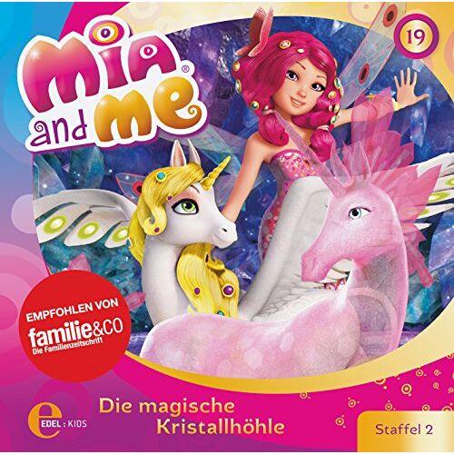 Mia and me - Die magische Kristallhöhle - Das Original-Hörspiel zur TV-Serie, Folge 19 (Staffel 2) - Preis vom 13.09.2021 05:00:26 h