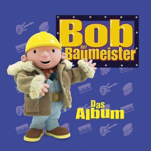 Bob der Baumeister - Das Album-Bob der Baumeister - Preis vom 21.06.2021 04:48:19 h