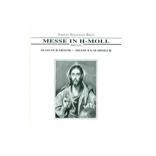 Rheinische Kantorei - Messe H-Moll Bwv 232 - Preis vom 09.06.2021 04:47:15 h