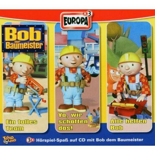 Bob der Baumeister-3-Er-Box - Bob der Baumeister: Bob Box - Preis vom 21.06.2021 04:48:19 h