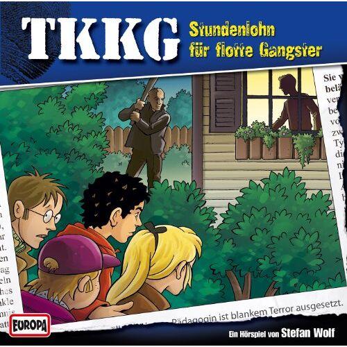 Tkkg 131 - 131/Stundenlohn für Flotte Gangster - Preis vom 15.06.2021 04:47:52 h