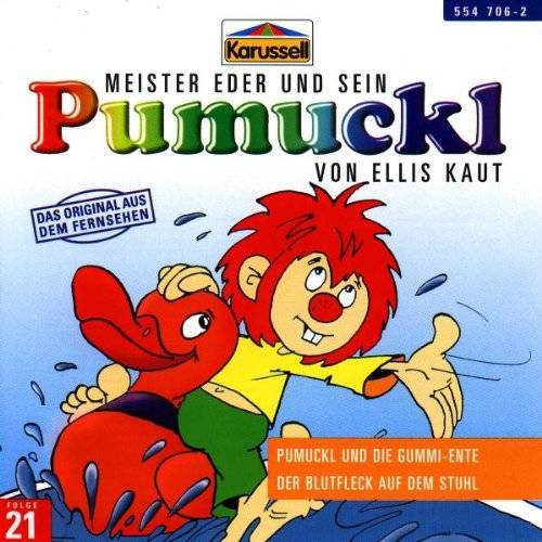 Pumuckl - 21:Pumuckl und die Gummi-Ente/der Blutfleck auf de - Preis vom 15.06.2021 04:47:52 h