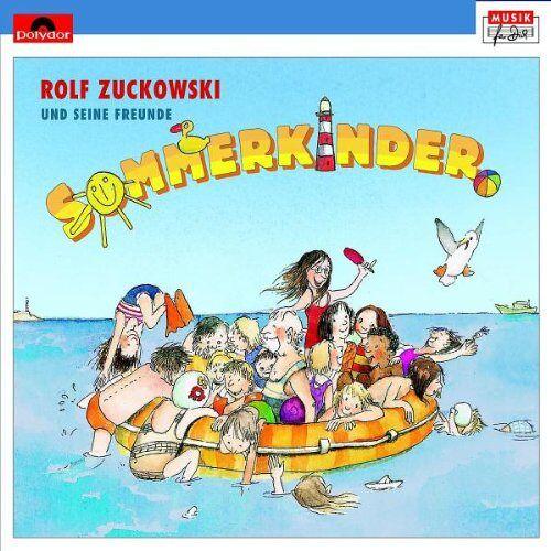 Zuckowski, Rolf und Seine Freunde - Sommerkinder - Preis vom 13.06.2021 04:45:58 h