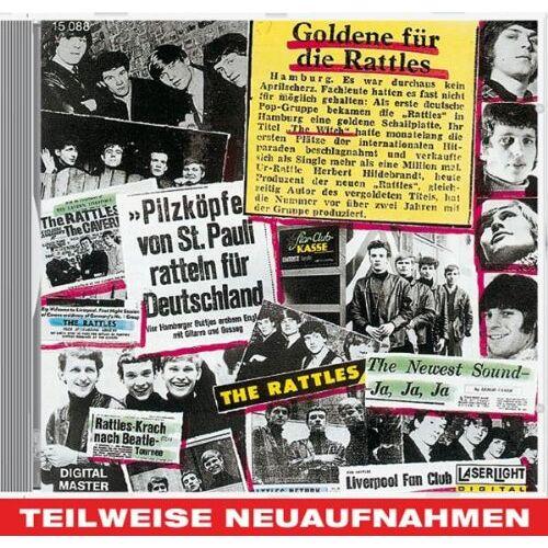 the Rattles - The Rattles-Goldene für die Rattles - Preis vom 13.06.2021 04:45:58 h