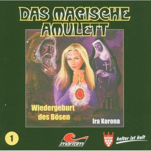 Ira Korona - Das Magische Amulett-01 - Preis vom 18.06.2021 04:47:54 h