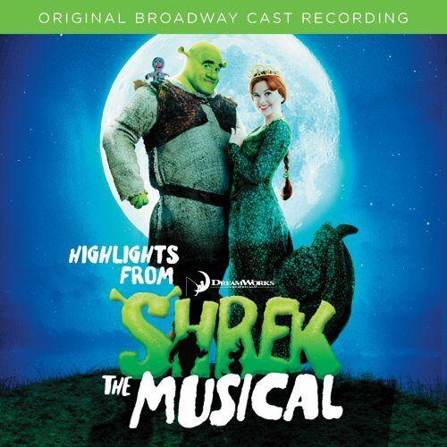 Shrek:the Musical - Shrek:the Musical/O.B.C.R. [Hi - Preis vom 17.05.2021 04:44:08 h