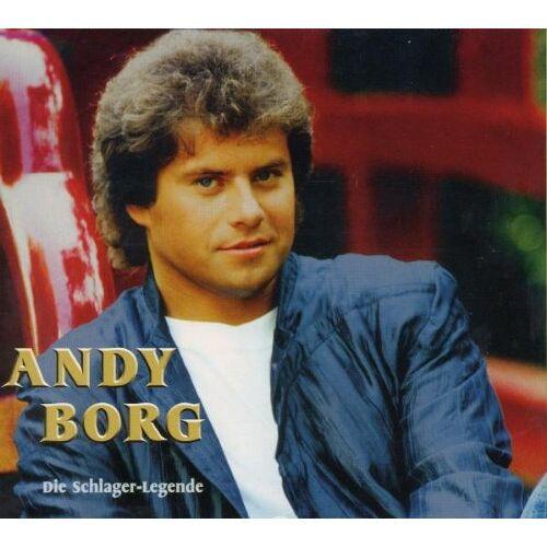 Andy Borg - Andy Borg-die Schlagerlegende - Preis vom 15.06.2021 04:47:52 h