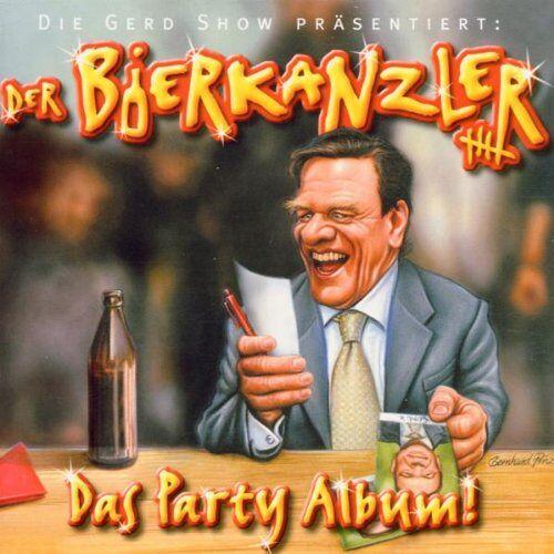 der Bierkanzler - Das Party Album - Preis vom 11.06.2021 04:46:58 h
