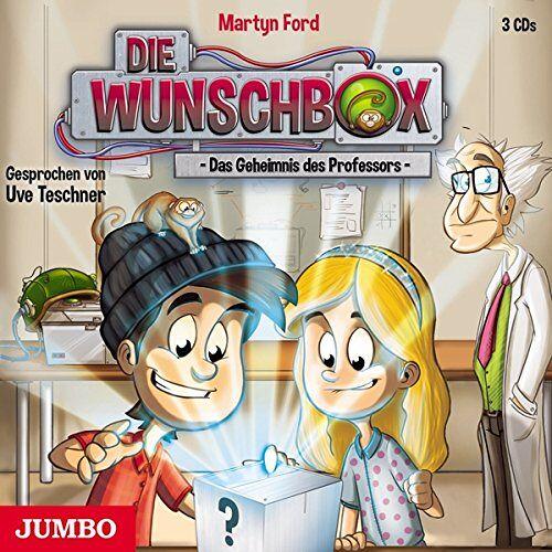 Uve Teschner - Die Wunschbox.das Geheimnis des Professors - Preis vom 22.06.2021 04:48:15 h