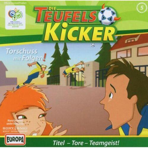 Teufelskicker - Teufelskicker 05: Torschuss Mi - Preis vom 09.06.2021 04:47:15 h