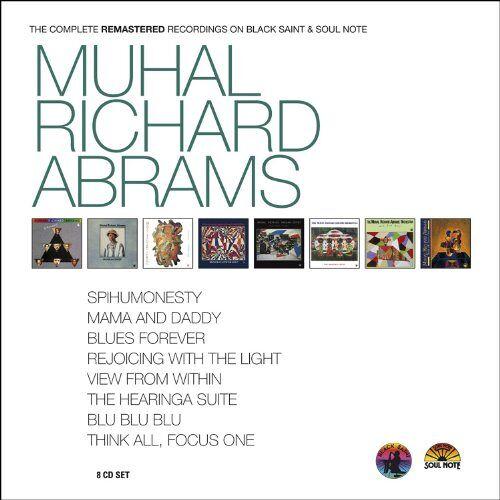 Abrams, Muhal Richard - Muhal Richard Abrams - Preis vom 17.06.2021 04:48:08 h