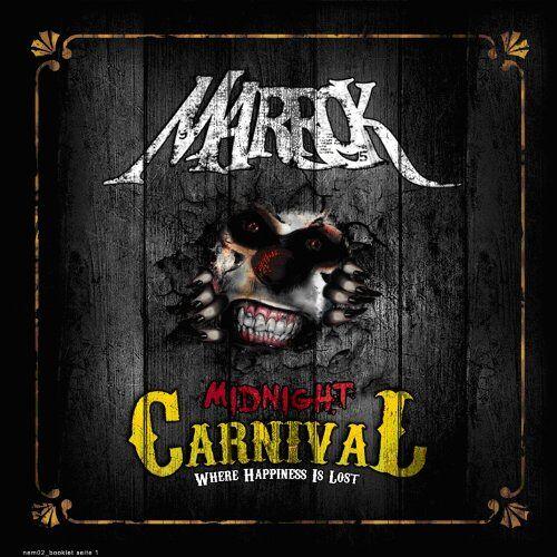Marrok - Midnight Carnival - Preis vom 23.07.2021 04:48:01 h
