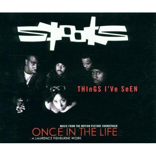 Spooks - Things I'Ve Seen - Preis vom 18.06.2021 04:47:54 h