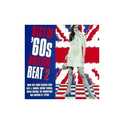 Best of 60s British Beat - Vol.2-Best of 60s British Beat - Preis vom 13.06.2021 04:45:58 h
