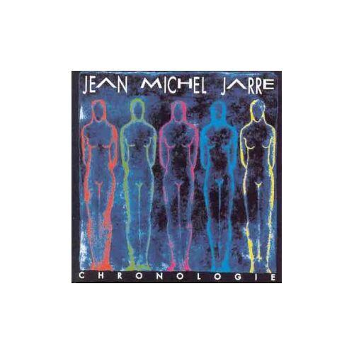 Jean Michel Jarre - Chronologie - Preis vom 18.06.2021 04:47:54 h