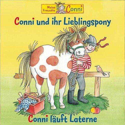 Conni - 34: Conni U.Ihr Lieblingspony/Geht Laterne Laufen - Preis vom 18.06.2021 04:47:54 h