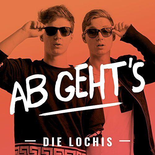 Die Lochis - Ab Geht`s - Preis vom 09.06.2021 04:47:15 h