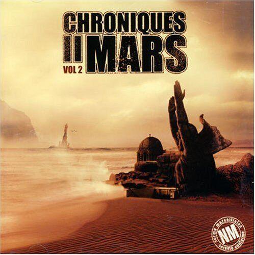 Chroniques II de Mars - Vol.2-Chroniques II de Mars - Preis vom 16.05.2021 04:43:40 h
