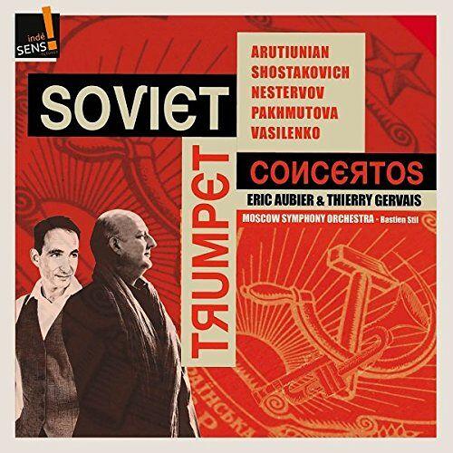 Aubier - Sowjetische Trompetenkonzerte - Preis vom 22.06.2021 04:48:15 h