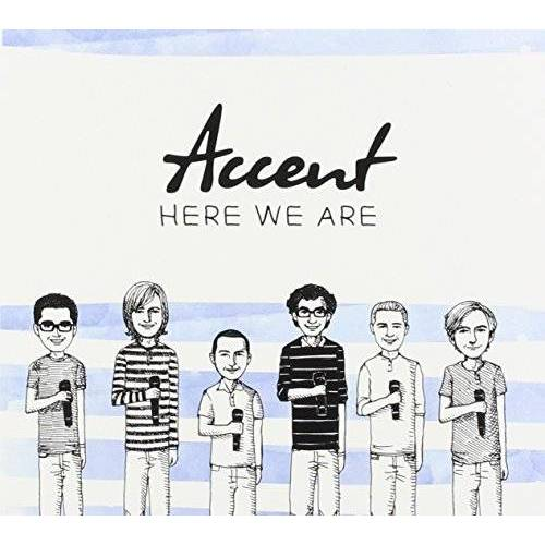 Accent - Here We Are - Preis vom 12.06.2021 04:48:00 h