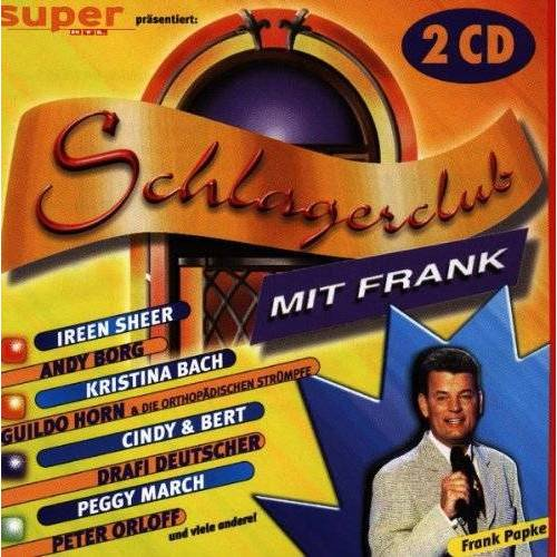 Various - Schlagerclub mit Frank Vol.1 - Preis vom 13.06.2021 04:45:58 h