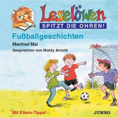 Manfred Mai - Leselöwen: Fussballgeschichten - Preis vom 13.09.2021 05:00:26 h