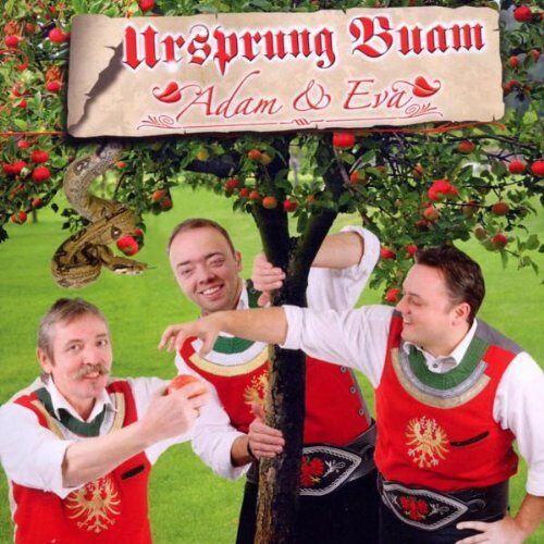 Ursprung Buam - Adam & Eva - Preis vom 11.06.2021 04:46:58 h
