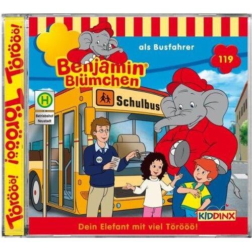 Benjamin Blümchen - Folge 119: Als Busfahrer - Preis vom 15.06.2021 04:47:52 h