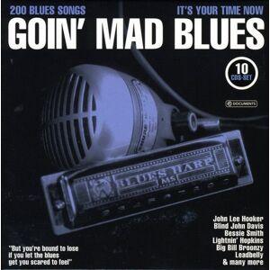 John Lee Hooker - Goin' Mad Blues - Preis vom 31.05.2020 05:05:52 h
