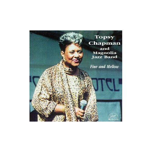 Topsy Magnolia Jazz Ba Chapman - Topsy Chapman & the Magnolia J - Preis vom 14.04.2021 04:53:30 h
