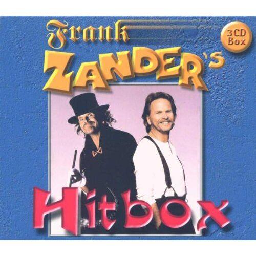 Frank Zander - Zander'S Hitbox - Preis vom 25.01.2020 05:58:48 h