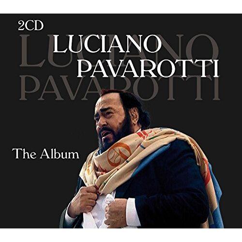 Luciano Pavarotti - Luciano Pavarotti-the Album - Preis vom 20.10.2020 04:55:35 h