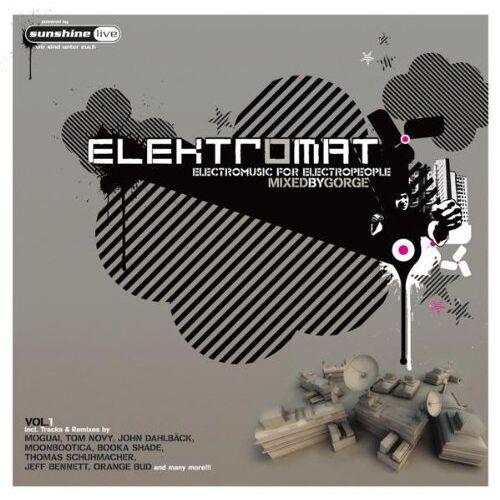 Various - Elektromat Vol. 1 - Preis vom 10.04.2021 04:53:14 h