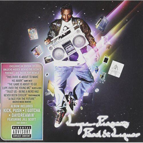 Lupe Fiasco - Lupe Fiasco's Food & Liquor - Preis vom 08.07.2020 05:00:14 h