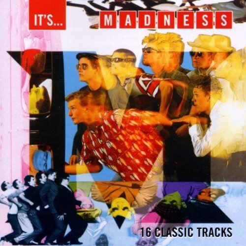 Madness - It'S Madness - Preis vom 20.10.2020 04:55:35 h