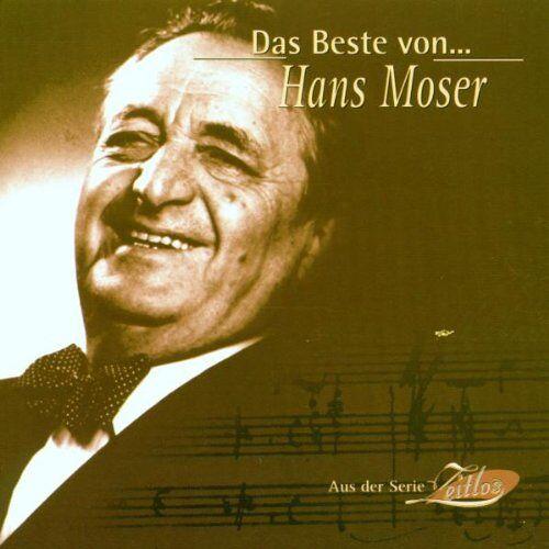 Hans Moser - Das Beste Von Hans Moser - Preis vom 14.04.2021 04:53:30 h