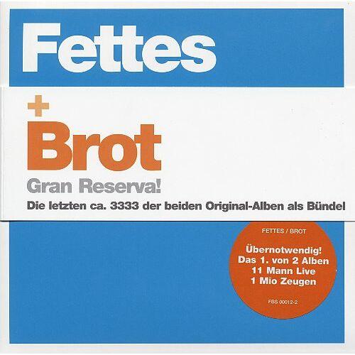 Fettes Brot - Fettes & Brot - Preis vom 13.04.2021 04:49:48 h