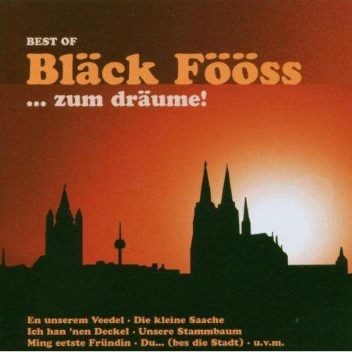 Bläck Fööss - Best of...Zum Draeume - Preis vom 23.09.2020 04:48:30 h