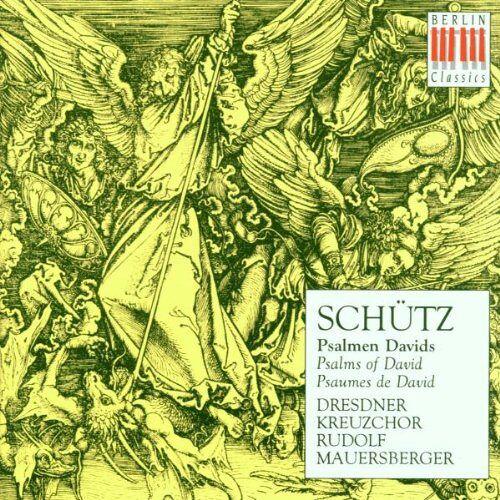 Rudolf Mauersberger - Psalmen Davids - Preis vom 08.04.2020 04:59:40 h