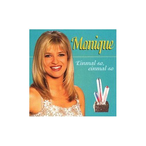 Monique - Einmal So,Einmal So - Preis vom 27.02.2021 06:04:24 h