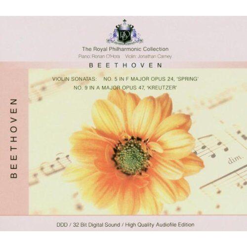 Ronan O'Hora - Sonaten für Violine und Klavier 5 und 9 - Preis vom 08.05.2021 04:52:27 h