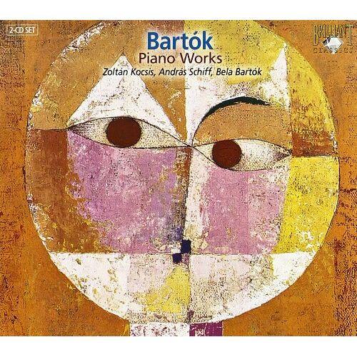 Zoltan Kocsis - Bela Bartok: Piano Works - Preis vom 11.07.2020 05:02:50 h