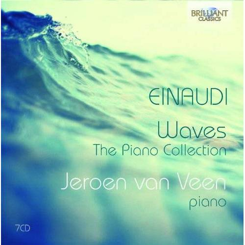 Veen, Jeroen Van - Einaudi: Waves The Piano Collection - Preis vom 13.05.2021 04:51:36 h