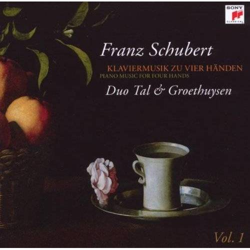 DUO Klaviermusik Zu 4 Händen Vol.1 - Preis vom 28.03.2020 05:56:53 h