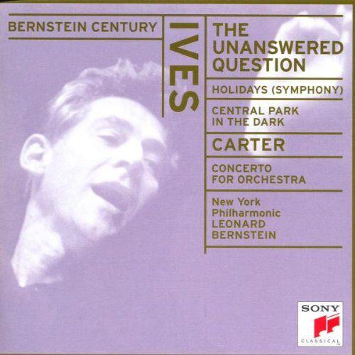 l. Bernstein - Bernstein Century (Ives / Carter) - Preis vom 08.08.2020 04:51:58 h