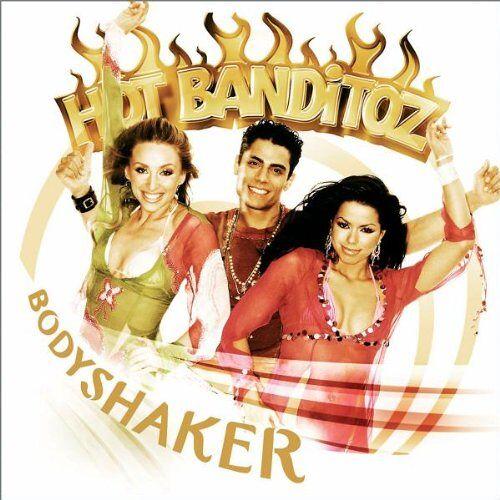 Hot Banditoz - Bodyshaker - Preis vom 06.09.2020 04:54:28 h