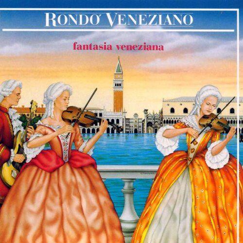 Rondo Veneziano - Fantasia Veneziana - Preis vom 14.04.2021 04:53:30 h