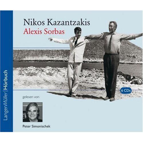 Nikos Kazantzakis - Alexis Sorbas. 6 CDs - Preis vom 03.09.2020 04:54:11 h